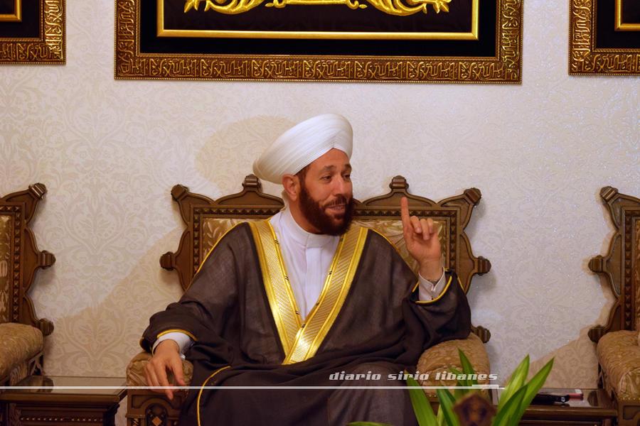 Mufti Hassoun, la religión del patriotismo (Parte II)