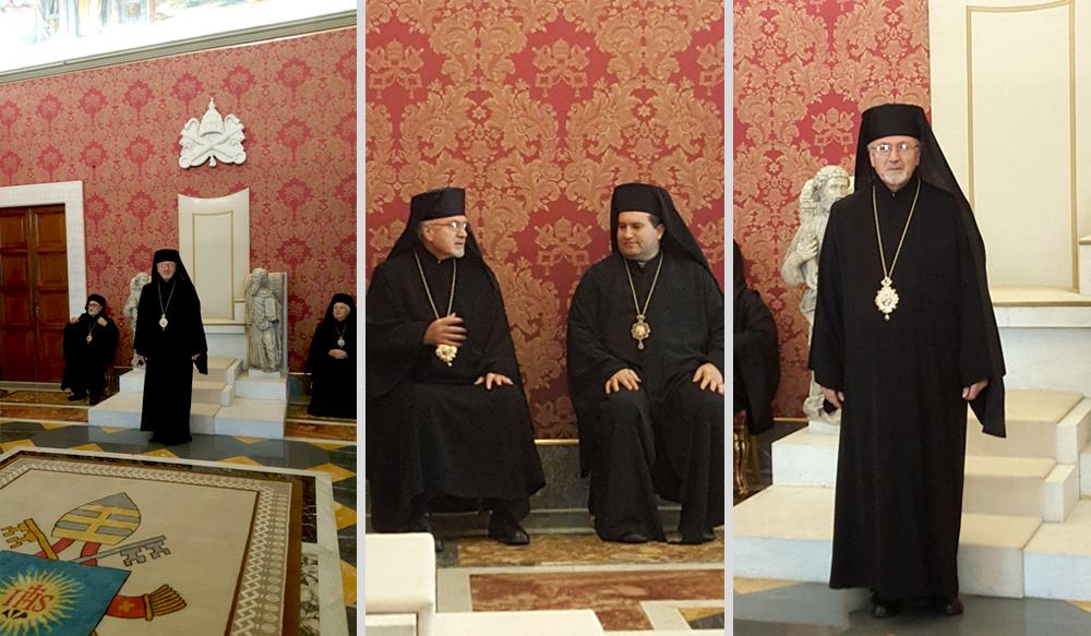 Resultado de imagen de Iglesia Greco - Melquita Católica