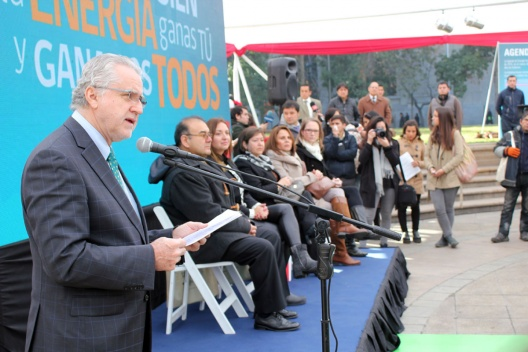 Ministerio de Energía presentó  campaña para difundir hábitos de eficiencia energética