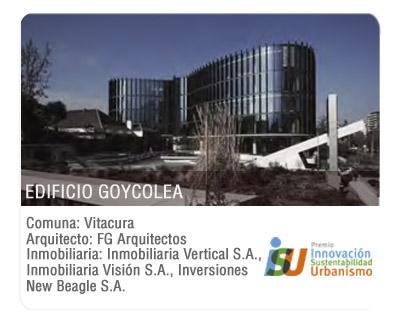 """Chile crea su primera Certificación """"Edificio Sustentable"""""""