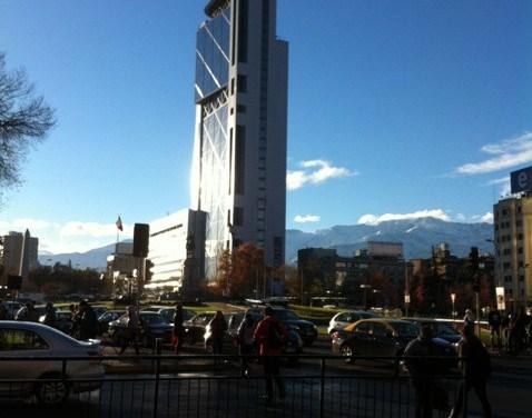 """Instaurán Comisión que hará de Santiago una """"Ciudad Inteligente"""""""
