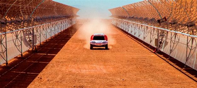 ACCIONA competirá en el Rally Dakar con el primer coche eléctrico cero emisiones