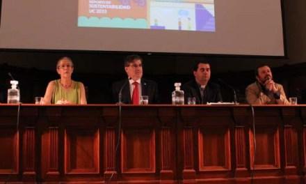 UC presenta primer reporte de Sustentabilidad