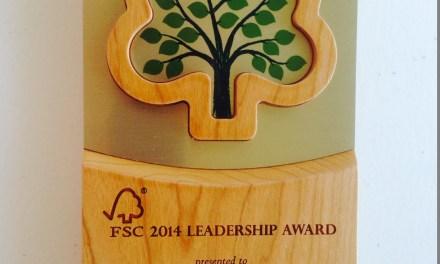 Kimberly-Clark es reconocida por FSC por su tarea en la protección de bosques