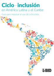 ¿Qué debe hacer América Latina para subirse a la bicicleta? vía @BIDtransporte