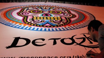 Greenpeace publica su nuevo ranking de tóxicos en la moda, con Inditex y Mango entre las más avanzadas