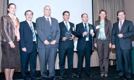 BASF recibe premio de Innovación y Desarrollo Tecnológico de la Cámara Chileno Alemana