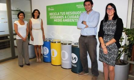 Ministerio del Medio Ambiente y Caja Los Andes impulsa iniciativa de reciclaje empresarial