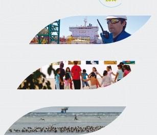 Enap presentó reporte de sustentabilidad 2014 y dio cuenta de su gestión socioambiental