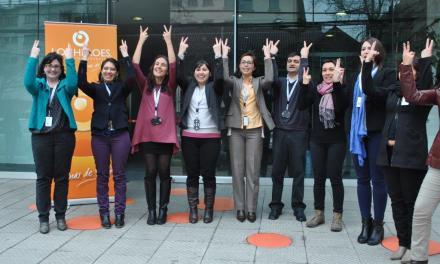 Lenguaje de señas para pensionados de todo Chile busca sensibilizar en inclusión social