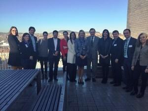 Delegación chilena de líderes empresariales visita Noruega para conocer políticas y programas de Sustentabilidad
