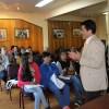 Conconinos asisten a charla sobre el buen uso de la energía