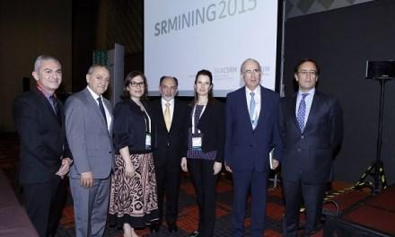 Srmining  2015 reunió a representantes del mundo académico, político y de la industria minera