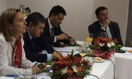 Subsecretaria Trusich valora instancias de diálogo regionales en materia empresarial y de RS
