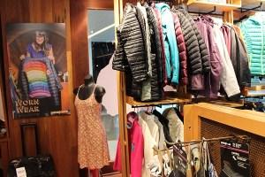 Worn Wear corner Patagonia Mall Sport copy