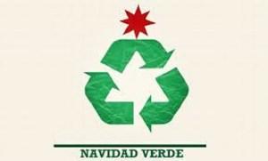 Foto navidad verde