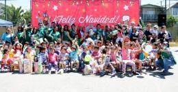 Voluntarios de Tresmontes Lucchetti celebraron las vísperas de Navidad con sentido