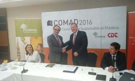 CORMA y CDT organizan Primera Feria de Construcción Sustentable en madera del país