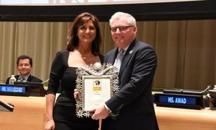 Sodexo es reconocida por entidad de la ONU por su defensa de la igualdad de género