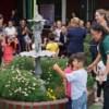 Empresas Melón con su programa Más Barrio Melón inauguraron plaza interactiva en San Bernardo