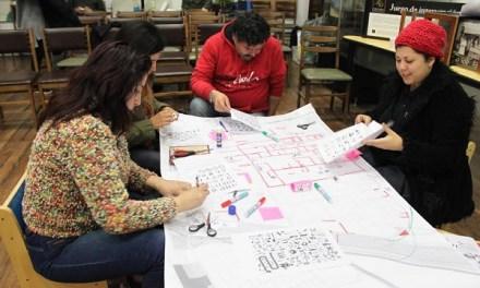 Clínica Territorial  de la Universidad Central trabaja en mapeo colectivo del Barrio Yungay