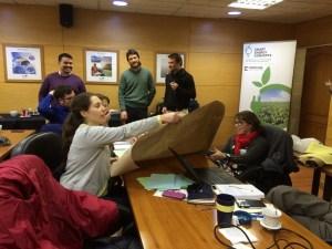 CAMCHAL capacita a coordinadores del Consejo Nacional de Producción Limpia sobre beneficios de la eficiencia energética