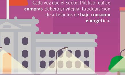 Gobierno impulsa eficiencia energética en el sector Público