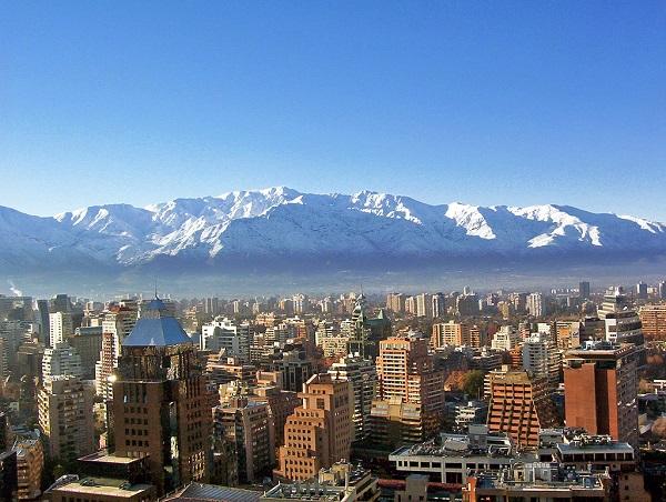 Santiago alcanzará la neutralidad en emisiones antes de 2050