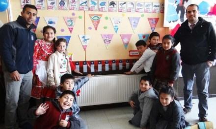 Alumnos de escuela de Coronel tendrán calefacción ecosustentable