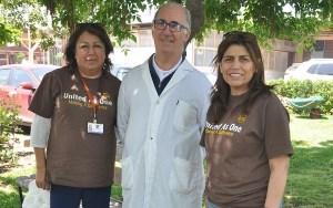 Empleados de UPS realizaron más de 300 acciones solidarias en todo el mundo