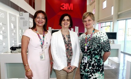 Ministra de la Mujer visitó 3M para hablar sobre la equidad de género