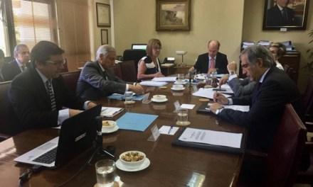Comisión de Medio Ambiente del Senado aprobó en forma unánime el Acuerdo de París para enfrentar el cambio climático