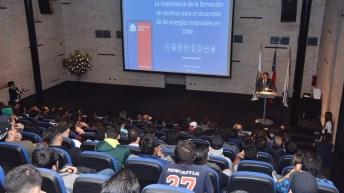 Eficiencia energética: el foco con que la Escuela de Ingeniería de Duoc UC inaugura un nuevo año académico