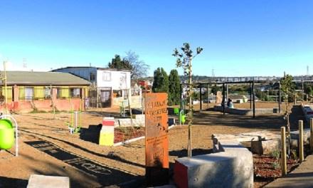 Comunas con menos áreas verdes podrán postular para la construcción de nuevas plazas