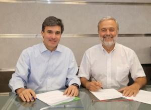 América Solidaria y Falabella Financiero renuevan alianza para promover acciones sociales en la región