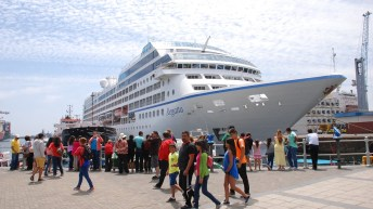 Temporada de Cruceros 2016-2017 de Puerto Valparaíso entra en su recta final