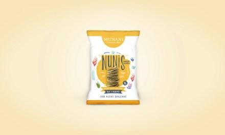 Novedoso snack de cochayuyo, buscará encantar a los niños