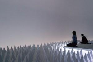 BASF ayuda a generar silencio total en el Museo Guggenheim