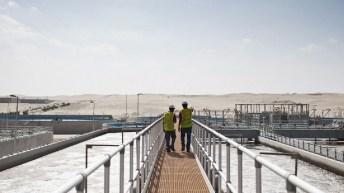 Veolia en el centro del Día Mundial del Agua