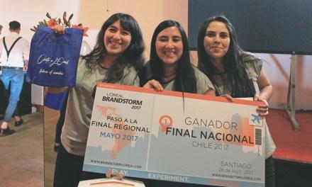 Universidad de Chile y Universidad Adolfo Ibáñez fueron los ganadores del décimo segundo Brandstorm que organiza L'Oréal Chile