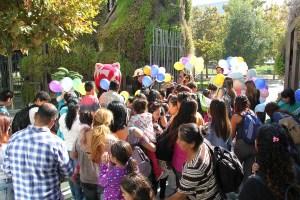 Fundación Ciudad del Niño y Kidzania regalan tarde de entretención a niños y sus familias