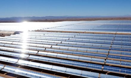 BASF contribuye a la construcción sostenible de la planta de energía solar má grande del mundo