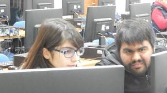 Ingenieros de Equifax realizaron taller de Big Data en la Universidad Federico Santa María