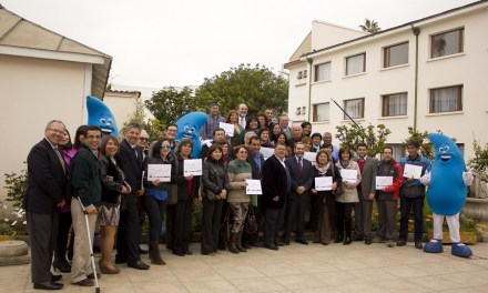"""28 proyectos se adjudican Fondo Concursable """"Contigo en Cada Gota"""" de Aguas del Valle"""