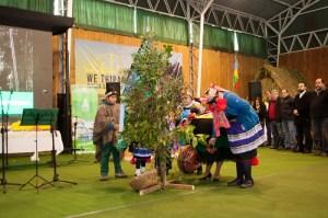 CMPC realiza celebración del año nuevo mapuche con comunidades