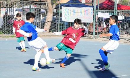 Construyendo comunidades más felices: Gasco renueva su alianza con Fútbol Más