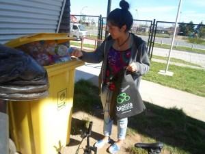 Bicicla, una aplicación móvil que fomenta el reciclaje a través de la colaboración ciudadana