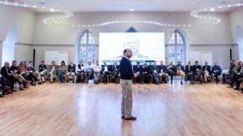 Un centenar de líderes empresariales se reúnen en inédita jornada, para avanzar hacia una cultura de integridad en las empresas