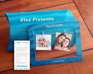 "Kimberly-Clark invita a escuchar, compartir y ""Vivir Presente"""