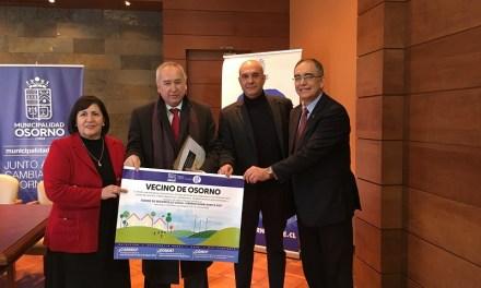 Nestlé entregó fondo de desarrollo a proyectos comunitarios